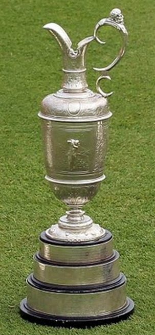 The Rule 20-6 British Open Trophy